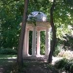 Jardin des plantes de Dijon, parc de l'Arquebuse